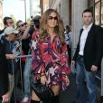 Après avoir mis le feu à Londres au Summertime Ball, Jennifer Lopez a  donné quelques interviews notamment à la radio nationale, BBC. Londres,  13 juin 2011