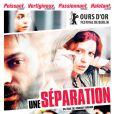L'affiche du film Une séparation, en salles depuis le 8 juin 2011