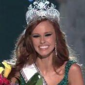 Miss USA 2011 : La superbe Alyssa Campanella sacrée reine de beauté