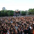 Le concert M6 Mobile Music Live à Issy-Les-Moulineaux le 18 juin 2011