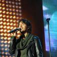 Mickael Miro lors du concert M6 Mobile Music Live à Issy-Les-Moulineaux le 18 juin 2011