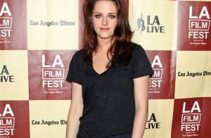 Kristen Stewart retrouve son complice Taylor Lautner pour répandre son charme