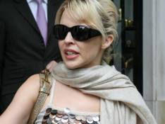 PHOTOS : Kylie Minogue quitte Paris