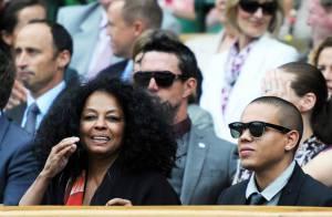 Wimbledon 2011: Kim Cattrall, Diana Ross et son fils devant le look fou de Venus