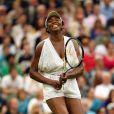 Wimbledon 2011, première semaine : Venus Williams a fait ensation avec une tenue de sa propre marque, EleVen.