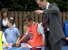 PHOTOS : Quand le prince William se fait marcher dessus...