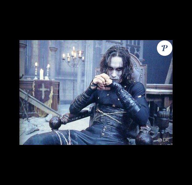 Des images de The Crow, sorti en 1994.