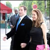 John Travolta offre à sa douce des rendez-vous amoureux... avec et sans enfants !