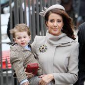 La princesse Marie, trois ans après son mariage, se fond dans la famille royale