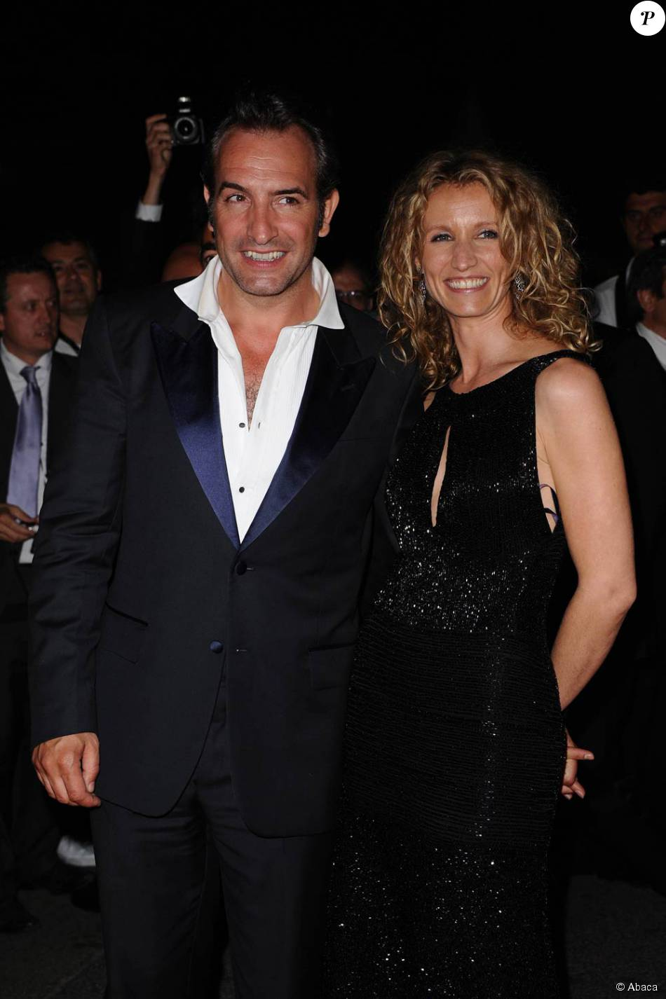 Alexandra lamy et jean dujardin en mai 2011 for Jean dujardin alexandra lamy
