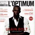 La couverture du magazine L'Optimum (juillet-août 2011)