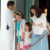 Suri Cruise : Sans sa maman, ce n'est pas la même enfant !