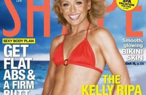 PHOTOS : Kelly Ripa 'La star de la famille' super sexy  !