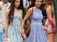 Andie MacDowell : Mère poule et superbe, elle exhibe ses sublimes filles