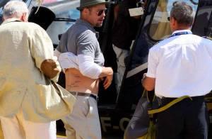 PHOTOS EXCLUSIVES: Brad Pitt a de nouveaux tatouages !