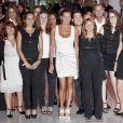 Stéphanie de Monaco lors du gala organisé par l'assocation Fight Aids Monaco, le 13 juillet 2011.