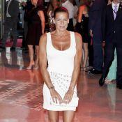 Stéphanie de Monaco : Une présidente virginale au décolleté plongeant