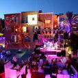 La fête de l'été au Byblos à St Tropez le 13 juillet 2011