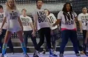 Glee au cinéma : Premières images impressionnantes du concert 3D