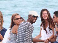 Chris Bosh, Tyson Chandler : Les stars de la NBA et leurs chéries à Saint-Tropez