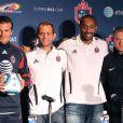 Thierry Henry jouait le 27 juillet 2011 la rencontre opposant les MLS ALL-Stars à Manchester United