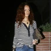 Rihanna devient un oiseau de nuit pour reprendre son dressing en main