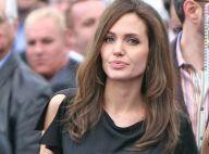Angelina Jolie confirme qu'elle attend des jumeaux !