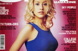 Flashback : Les débuts de Christina Aguilera, ses premières couvertures
