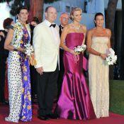 Caroline et Stéphanie de Monaco radieuses pour un bal d'exception