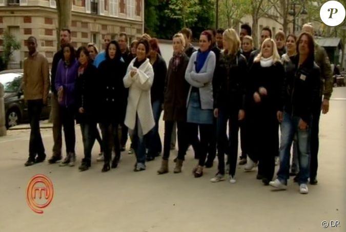 Les Candidats Se Rendent Paris Dans Masterchef 2