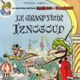 La bande-dessinée Iznogoud