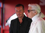 Karl Lagerfeld : Guest-star à St-Tropez du clip de son ami Jean-Roch