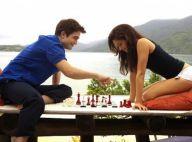 Twilight 4 : Nouvelles images des amoureux Bella et Edward