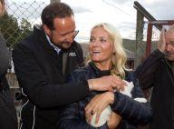 Mette-Marit et Haakon de Norvège : Le plein de tendresse à J-3...