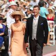 Le prince Joachim et la princesse Marie de Danemark attendent leur deuxième enfant pour janvier 2012, a annoncé le 24 août 2011 le palais royal d'Amalienborg dans un communiqué.