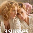 Julie Depardieu et Judith Godrèche posent pour les 3 Suisses
