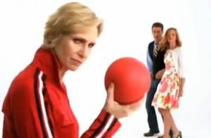 Glee saison 3 : Jane Lynch toujours aussi remontée !