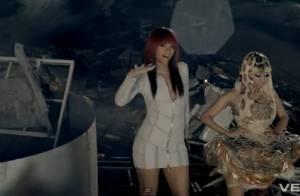 Rihanna et Nicki Minaj : Tandem sexy dans le clip de ''Fly''