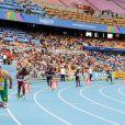 A Daegu en Corée du Sud, Oscar Pistorius, amputé des deux jambes, a pu réalisé son rêve et participer aux championnats du monde d'athlétisme sur 400m le 28 août 2011