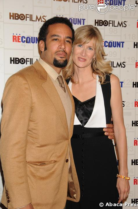 Laura Dern et son mari Ben Harper - Photos Laura Dern