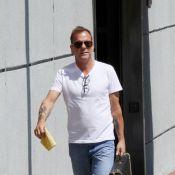 Kiefer Sutherland : Plus de temps pour l'amour, il s'occupe de ses guitares