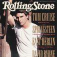 11 janvier 1990 : Tom Cruise pose en couverture de Rolling Stone.