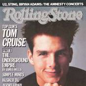 Flashback : les débuts de Tom Cruise, ses premières couvertures