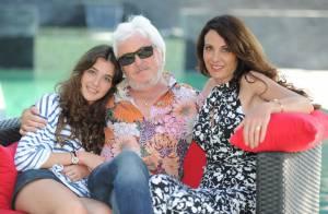 Marc Cerrone: Avec sa femme et sa fille, la vie de rêve sous le soleil tropézien