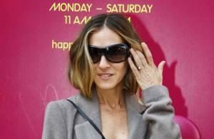 Sarah Jessica Parker confesse : ''Je suis obsédée par Nicolas Sarkozy''
