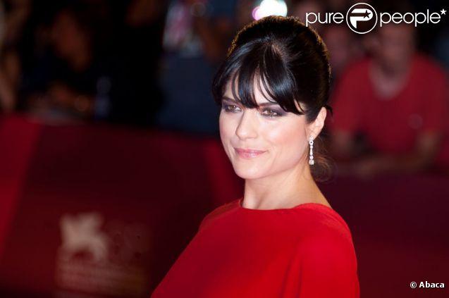 Selma Blair à l'avant-première de son dernier film Dark Horse à la Mostra de Venise le 5 septembre 2011