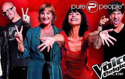 Lio et Quentin Mosimann, futurs jurés de The Voice Belgique !