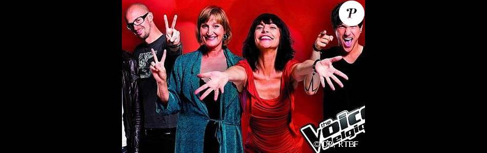 Lio et Quentin Mosimann, futurs jurés de The Voice Belgique