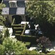 La maison où se sont mariés Ashlee Simpson et Pete Wentz