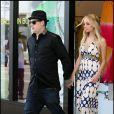 Joel Madden et Nicole Richie